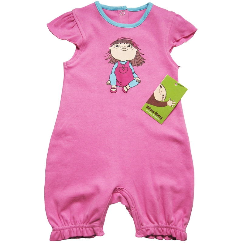 1a276d9ccff9 Babyoverall Milla med kort ärm och ben | Din barn och babybutik på ...